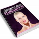 Advanced Acne Elimination eBook