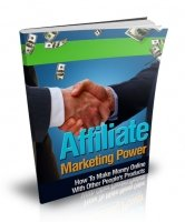 Affiliate Marketing Power eBook