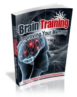 Brain Training - Improving Your Memory eBook