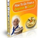 Cake Decorating eBook