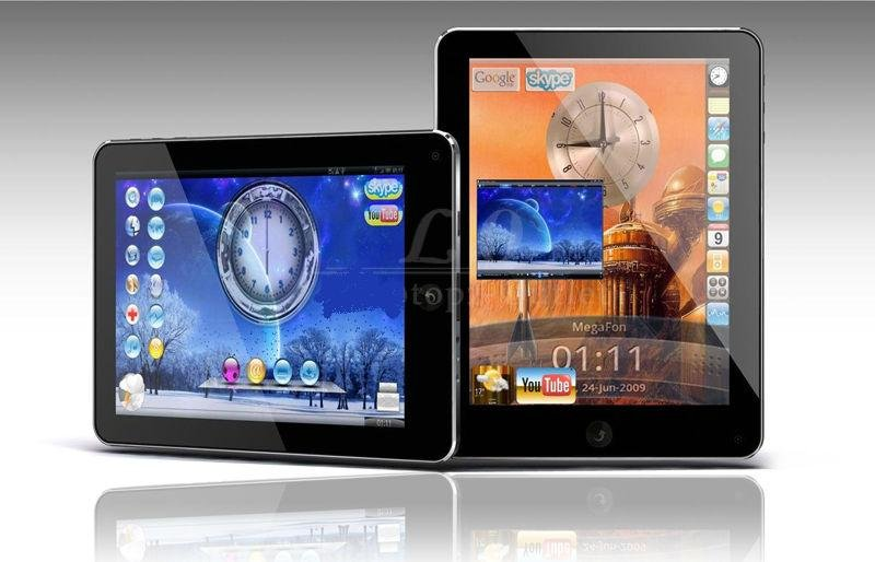 Freeshipping 8inch Touch Sceen Tablet PC MID Netbook Android 2.2 WIFI EEoffer.com