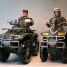 Beachfront ATV Fast Attack 12 inch marines + ATVs LOOSE