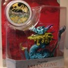 Dragonology Asian Lung 5 inch Figure