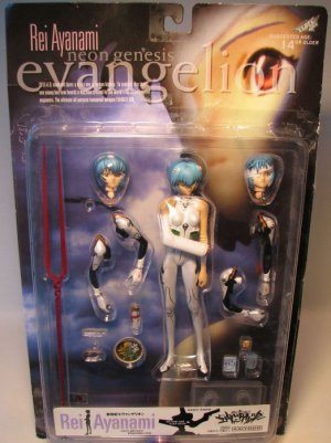 Evangelion Rei Ayanami 6.7 inch Figure by Kaiyodo