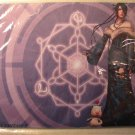 Final Fantasy Lulu mouse pad