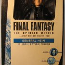 Final Fantasy Spirits Within 12 inch General Hein FADED