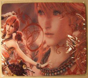 Final Fantasy XIII Oerba Dia Vanille Mouse Pad