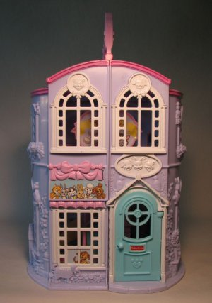 Fisher-Price Sweet Streets Pet Parlor LOOSE