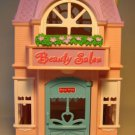 Fisher-Price Sweet Streets Petshop + Salon (loose)