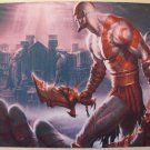 God of War Kratos mouse pad