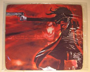 Hellsing Alucard mouse pad