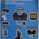 Intec PS2 Wireless AV Selector, DVD Remote & Multitap.