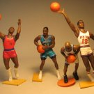 Kenner Starting Lineup NBA Basketball 4 fig lot LOOSE