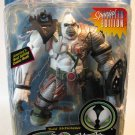 McFarlane Spawn 4  Cy-gor (white) CRUNCHED