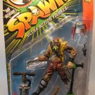 McFarlane Spawn 7  Crutch (MANGLED CARD)