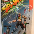 McFarlane Spawn 7  Crutch (w smiley face tattoo)