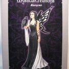 Mystical Creations Karayan Fairy 8 inch Statue REPAIRED