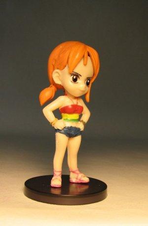 One Piece Banpresto Strong World 3 inch SD Nami
