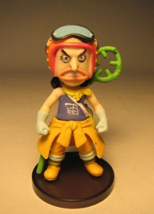 One Piece Banpresto Strong World 3 inch SD Usopp