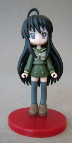 Shakugan no Shana Figumate 3 inch Shana in uniform