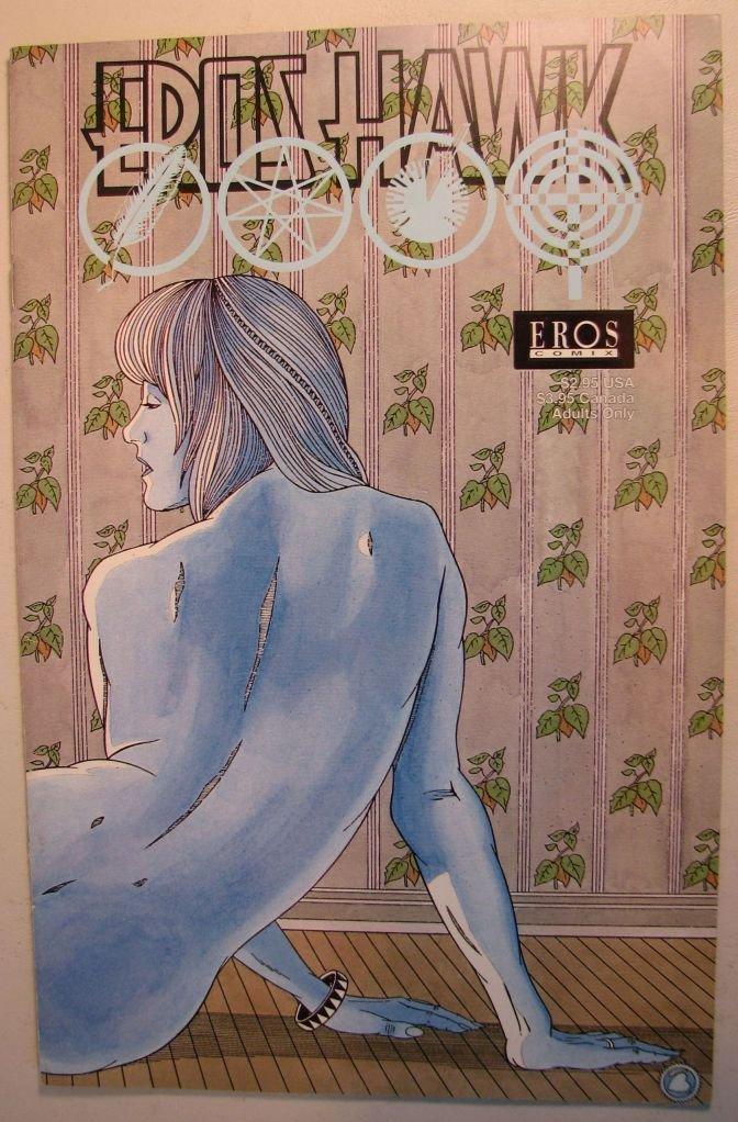 EROS Adult Comic - Eros Hawk