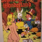 EROS Adult Comic - Malice in Wonderland