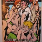 EROS Adult Comic - Sinning&#39;! Hal visits Massage Parlor!