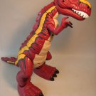 Fisher-Price Imaginext Mega Rex red T-Rex LOOSE 22 inch