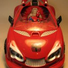 Spider-Man Web Rocket Spider Car LOOSE