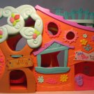 Littlest Pet Shop - Pets Only Clubhouse LOOSE orange