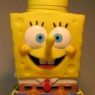SpongeBob SquarePants 8 inch with cap & straw