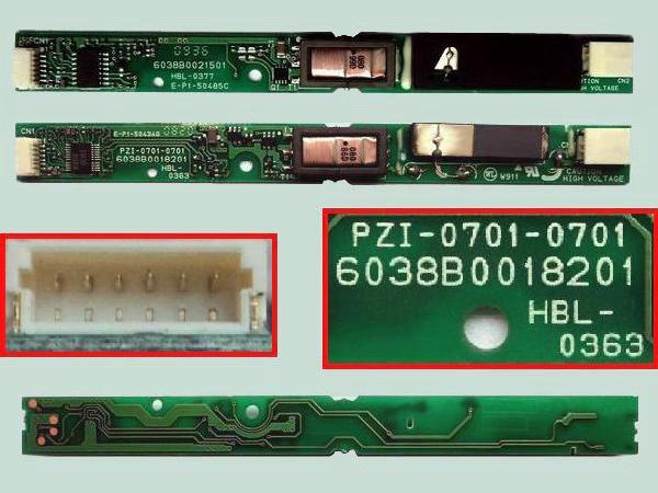 Toshiba Satellite A500-ST6644 Inverter