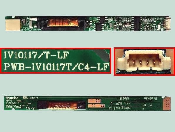 Acer TravelMate 3001WTCi Inverter