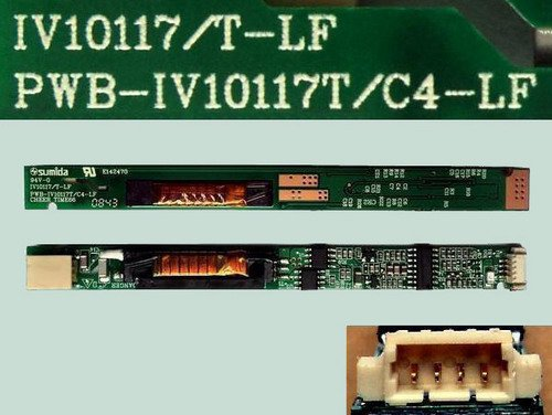 HP Pavilion dv6-1030eq Inverter