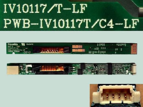 HP Pavilion dv6-1157eg Inverter