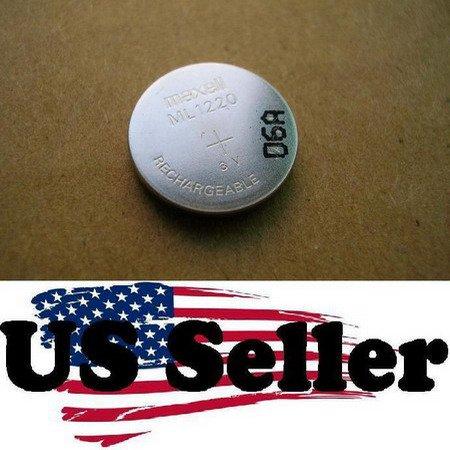 LOT10 MAXELL CMOS Battery AHL03014003