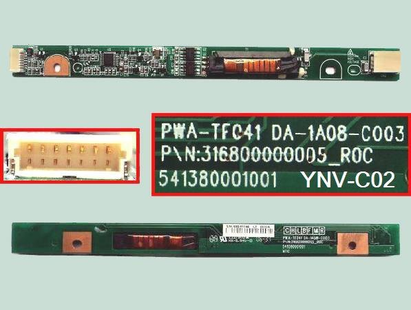HP Pavilion ZV6131US Inverter