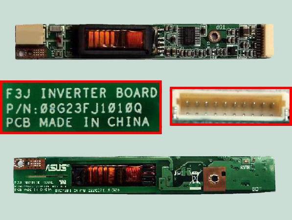 Asus F3JR Inverter