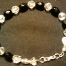 "handcrafted 9"" anklet"