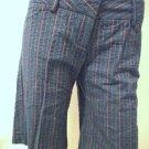 Blue Striped Shorts MEDIUM