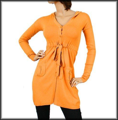 Long Sleeve Knit Sweater Tunic SMALL, MEDIUM, LARGE