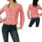 Pink Print Jacket