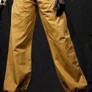 Khaki Neck Trousers - One Size