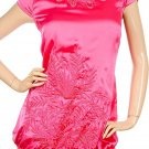 Pink Round Neck Tunic SMALL, MEDIUM, LARGE