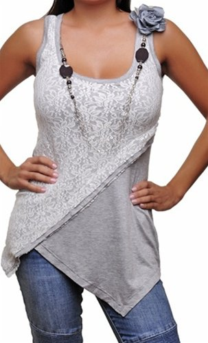 2PC Tank and Necklace SMALL - MEDIUM - LARGE