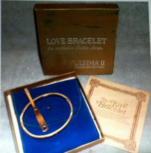 SACRIFICE! Cartier Original Love Slave Bracelet from 1970 by Aldo Cupillo Uncirculated MINT!