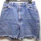 LEE Junior Young Ladies SZ 13M Blue Jean Shorts