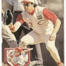 "HAL MORRIS ""Cincinnati Reds"" 1994 #234 Donruss Baseball Card"