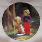 "PEMBERTON & OAKS COLLECTORS PLATE ""FOREST FRIENDS"" 1993"