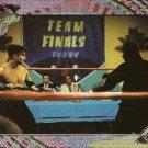 MIGHTY MORPHIN Power Rangers Card #2 Ninja Finals